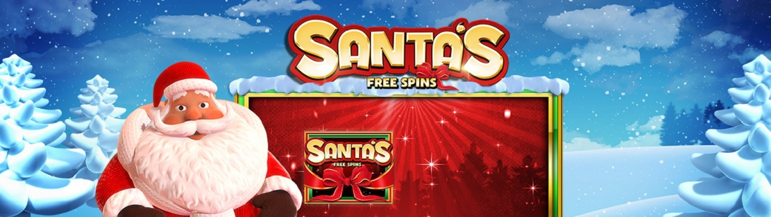 The Santa's Free Spins Online Slot Demo Game by Inspired Gaming