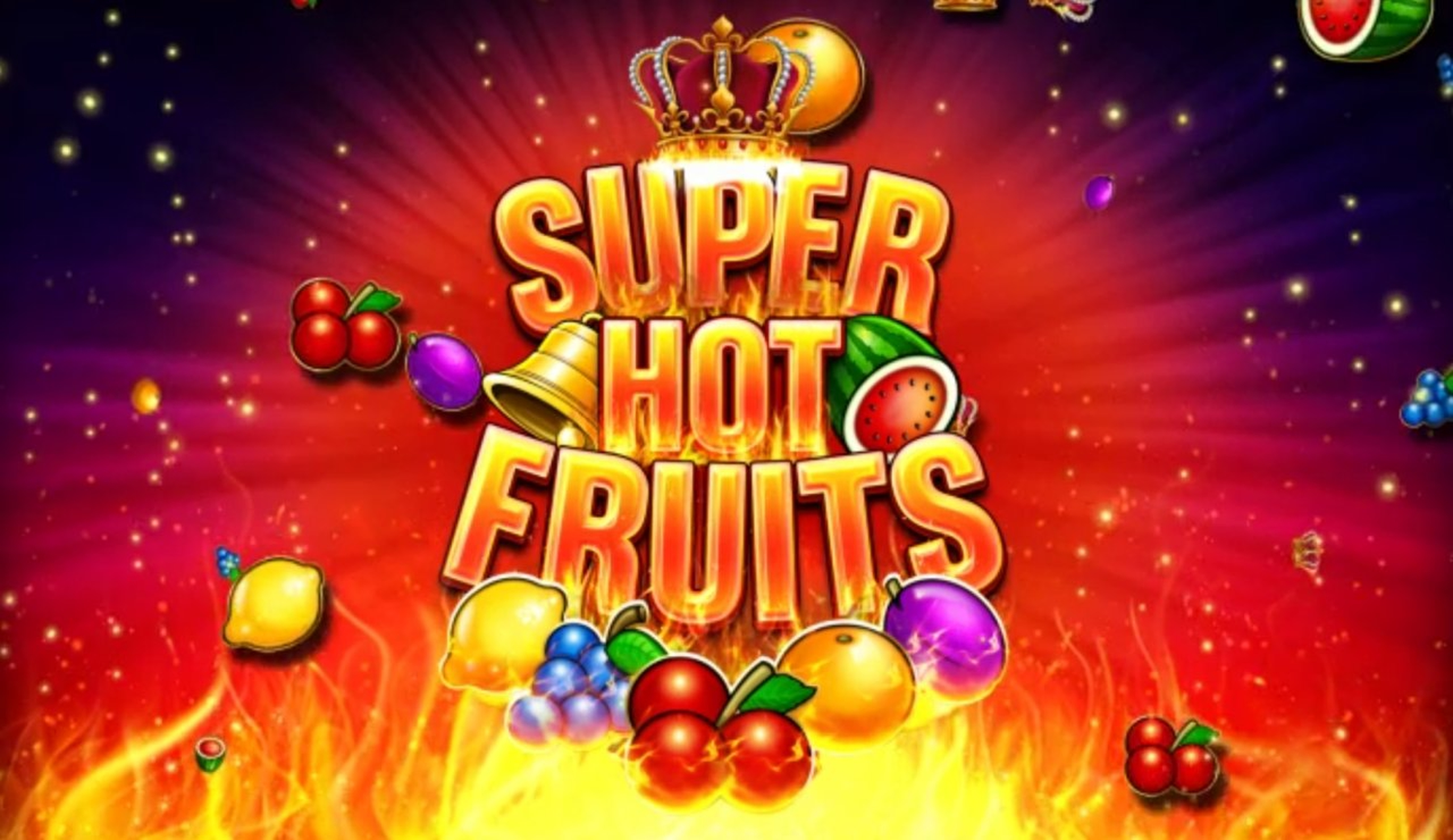 The Super Fruits Wild Online Slot Demo Game by Inspired Gaming