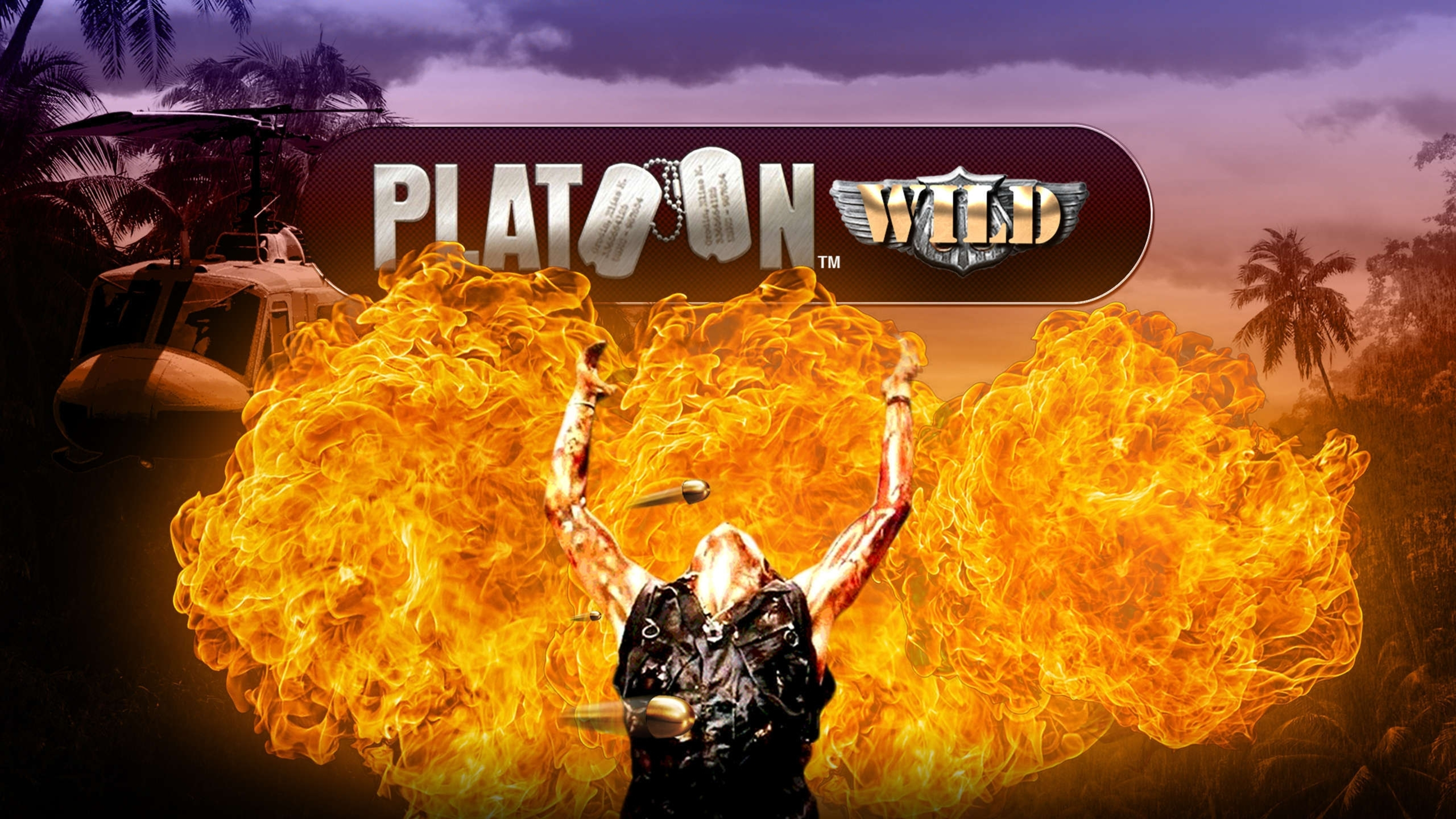 The Platoon Wild Online Slot Demo Game by iSoftBet
