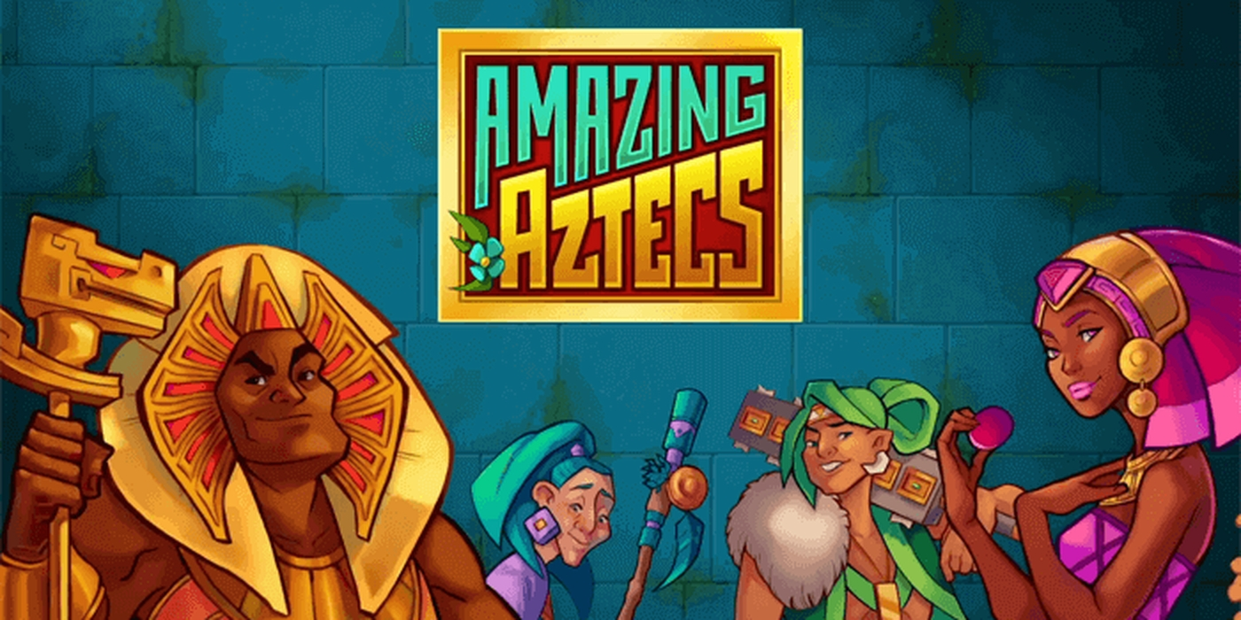 Win Money in Amazing Aztecs Free Slot Game by Just For The Win
