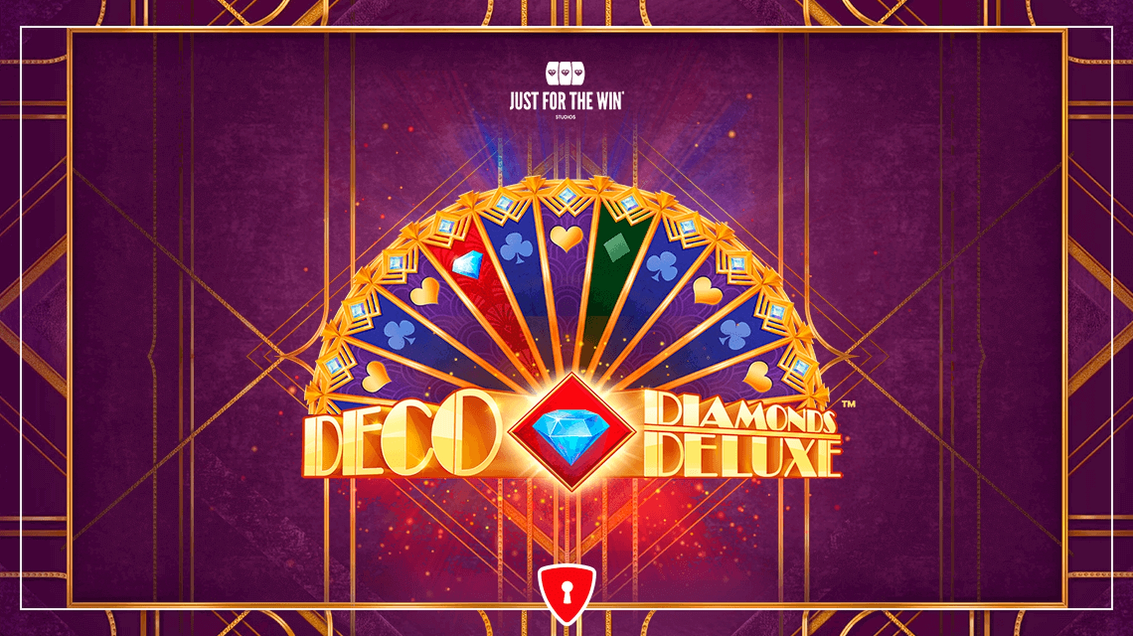 Win Money in Deco Diamonds Deluxe Free Slot Game by Just For The Win