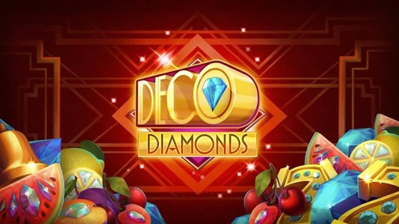 Win Money in Deco Diamonds Free Slot Game by Just For The Win