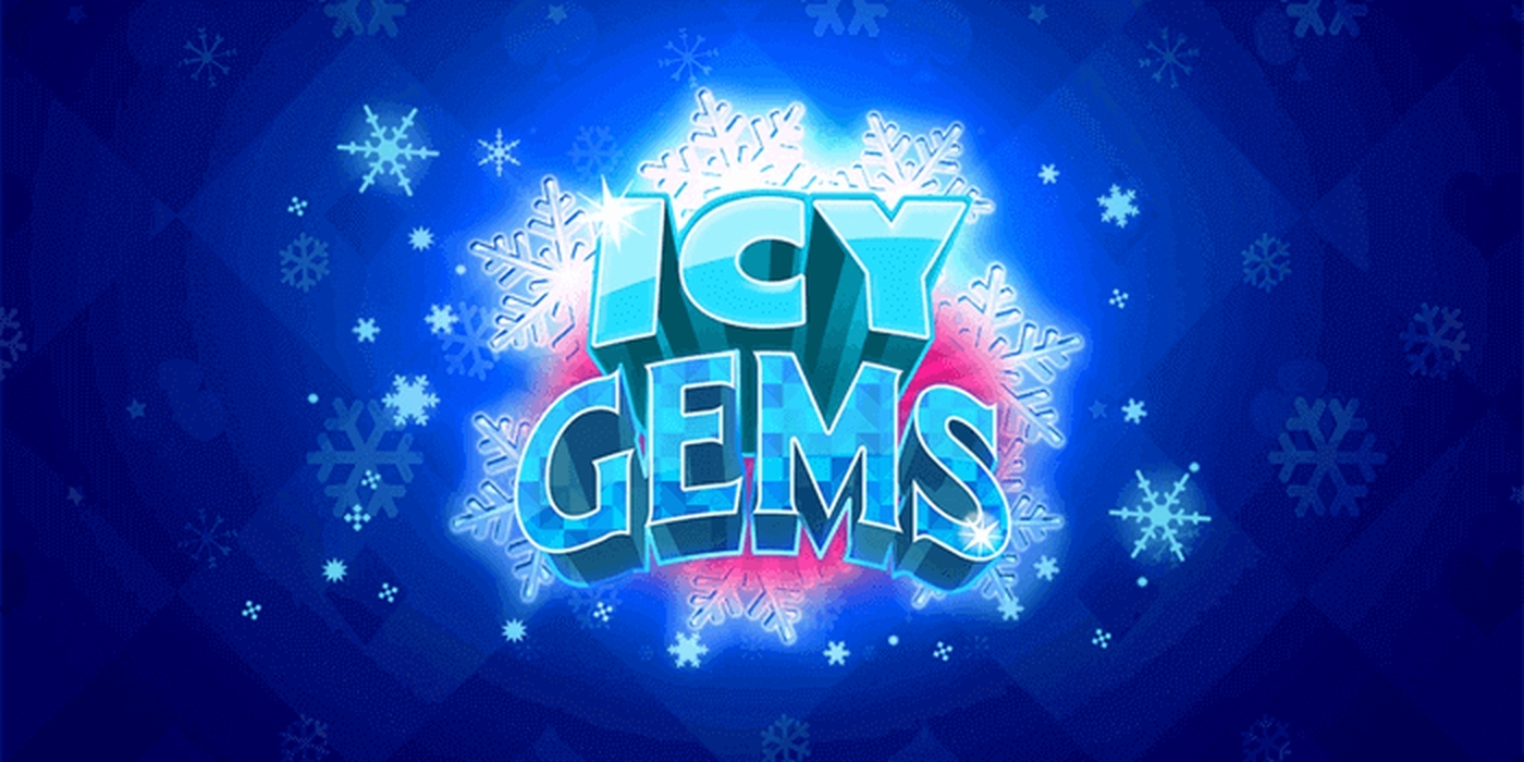 Win Money in Icy Gems Free Slot Game by Just For The Win