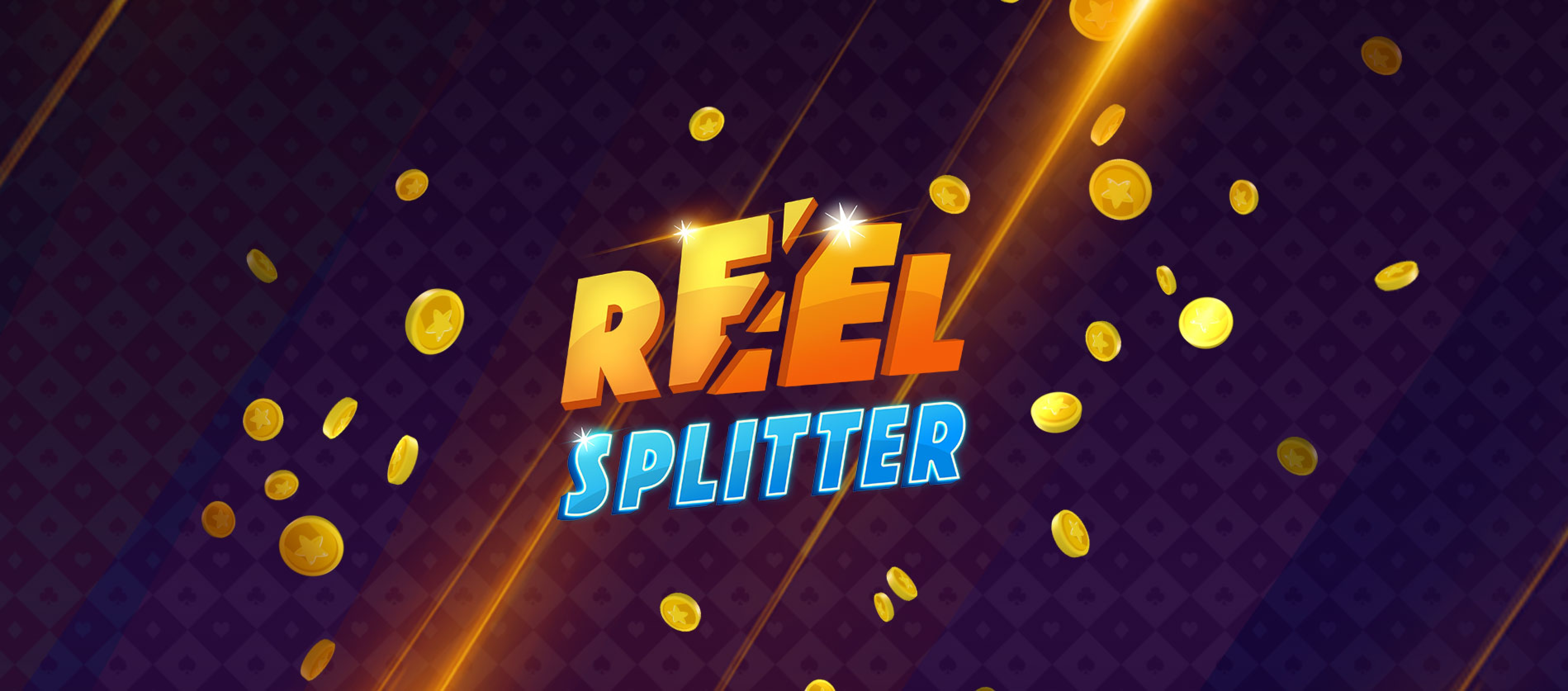 Win Money in Reel Splitter Free Slot Game by Just For The Win