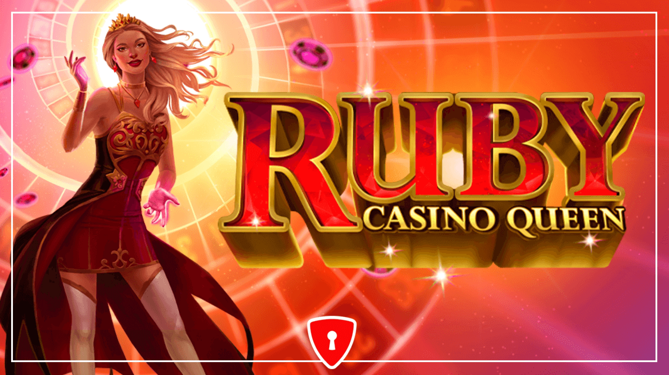Win Money in Ruby Casino Queen Free Slot Game by Just For The Win