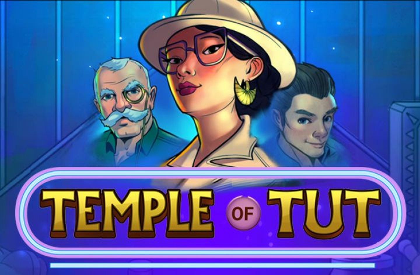 Win Money in Temple of Tut Free Slot Game by Just For The Win