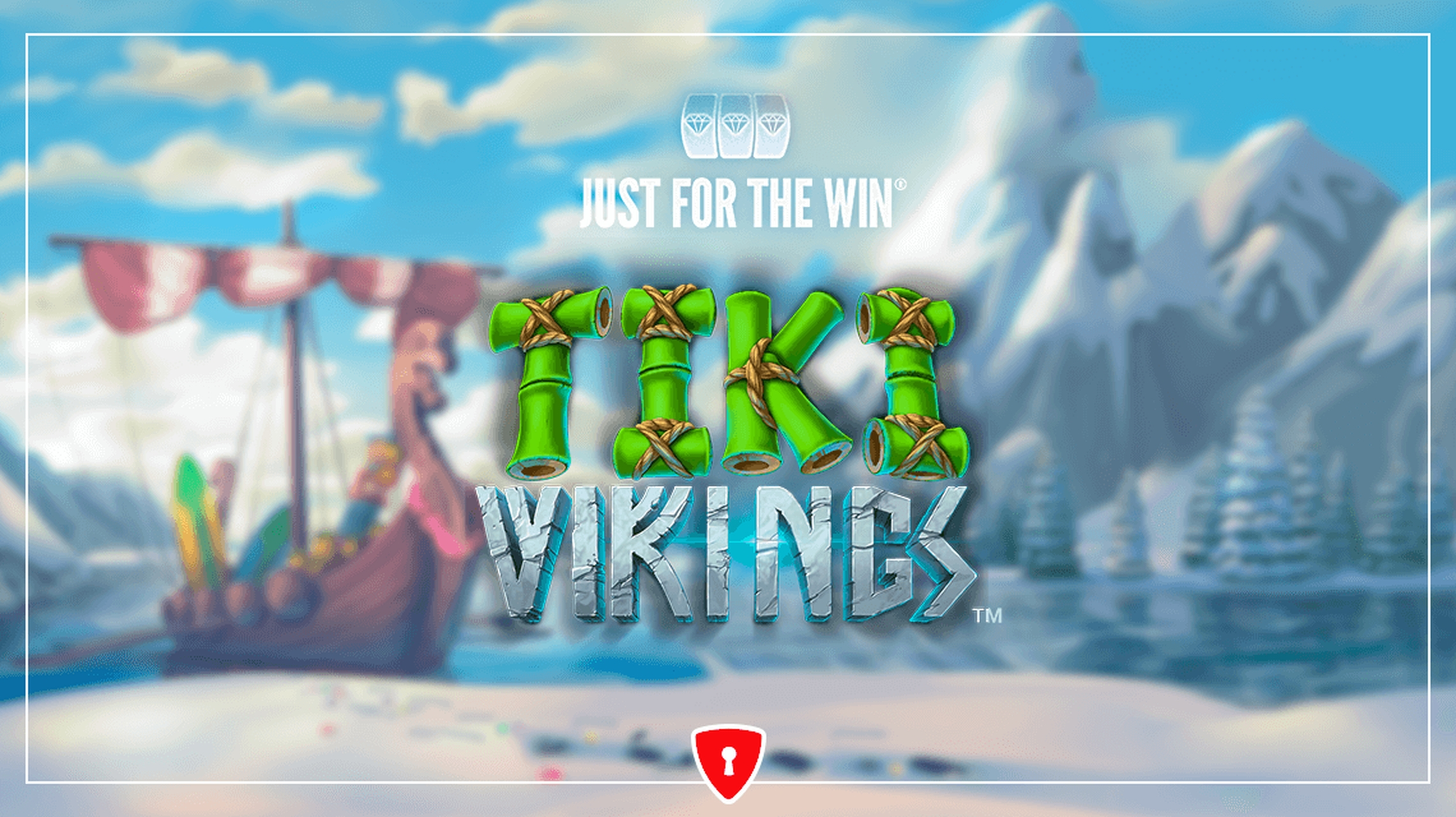 Win Money in Tiki Vikings Free Slot Game by Just For The Win