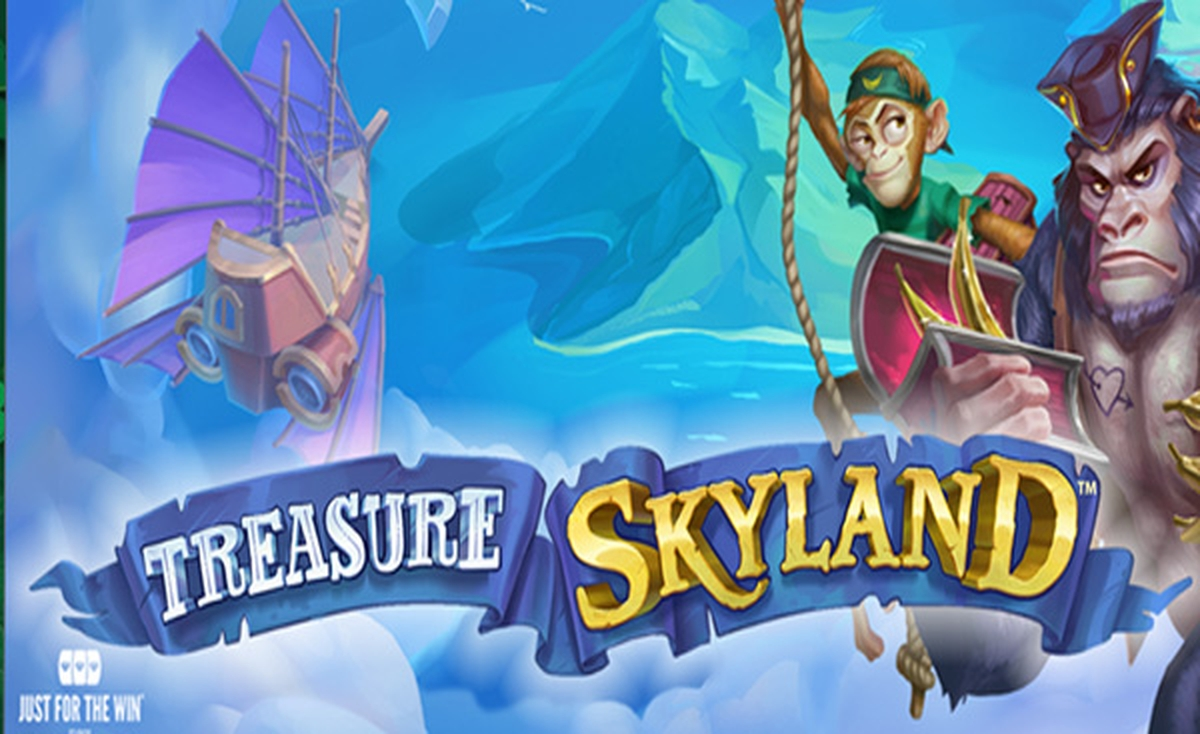 Win Money in Treasure Skyland Free Slot Game by Just For The Win