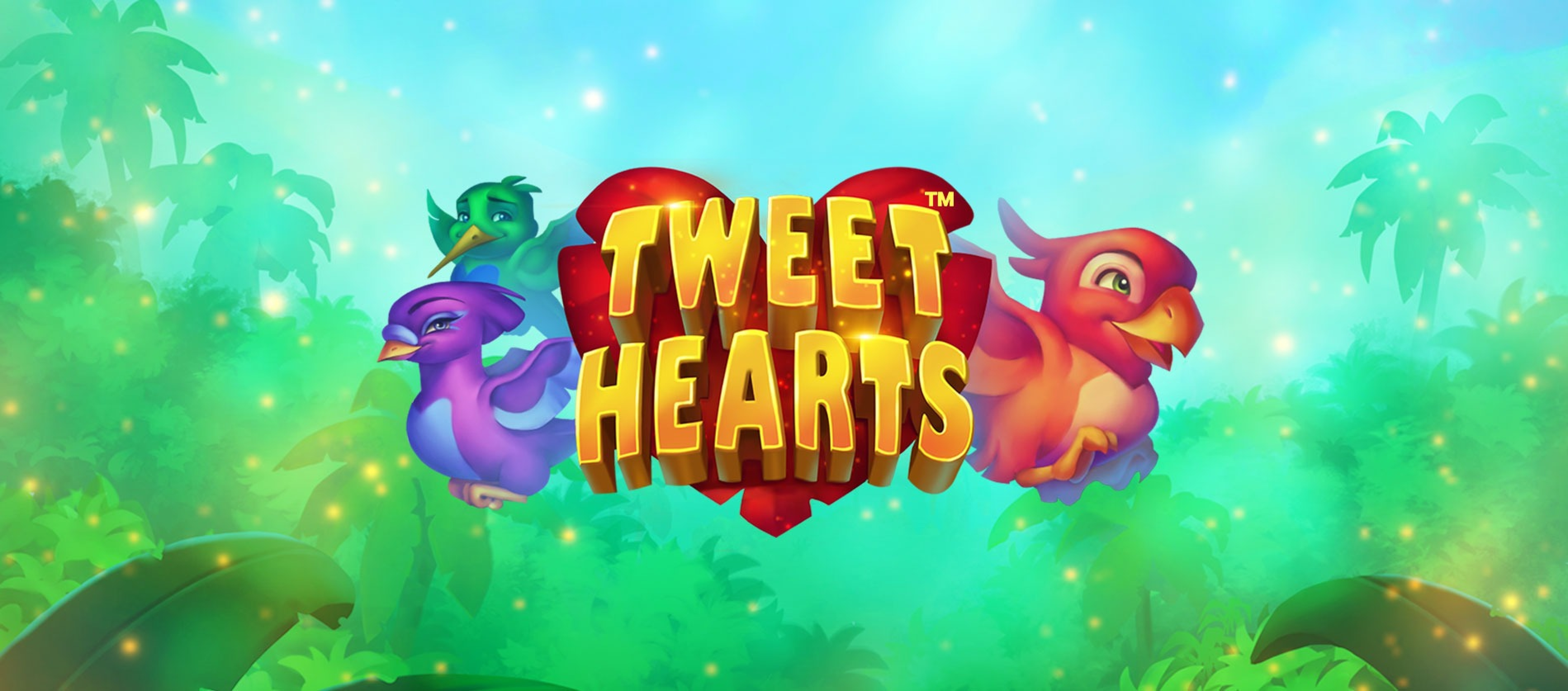 Win Money in Tweethearts Free Slot Game by Just For The Win