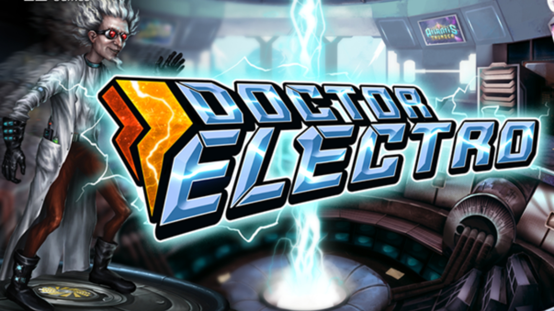 The Doctor Electro Online Slot Demo Game by Kalamba Games