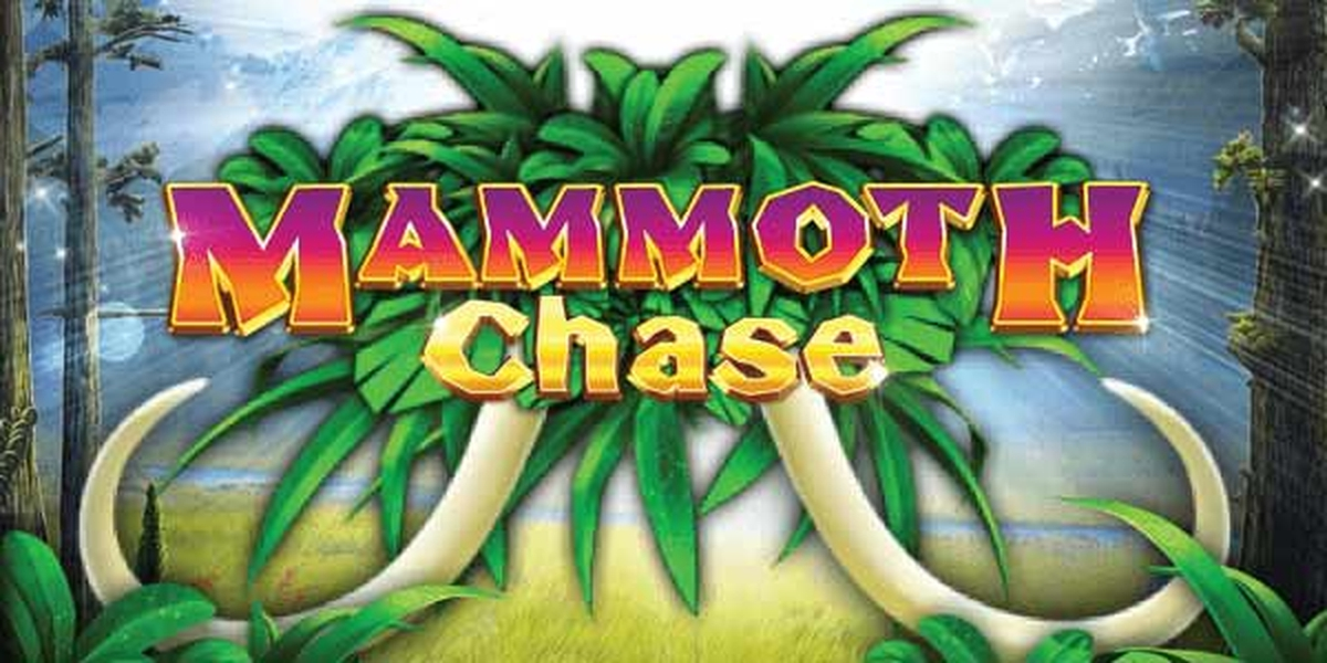 The Mammoth Chase Online Slot Demo Game by Kalamba Games