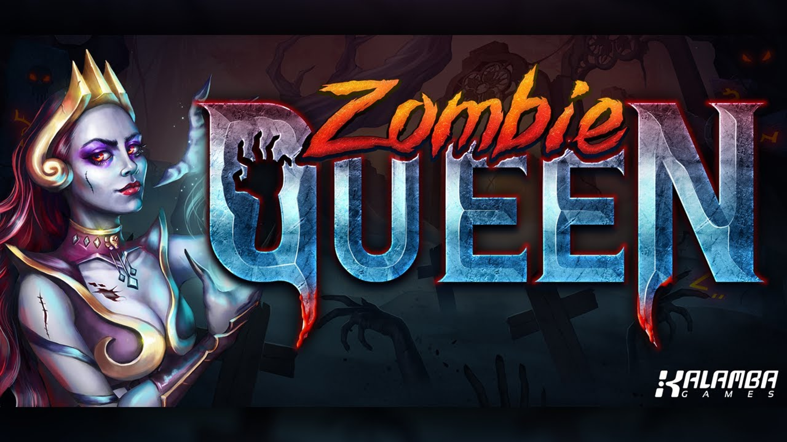 The Zombie Queen Online Slot Demo Game by Kalamba Games