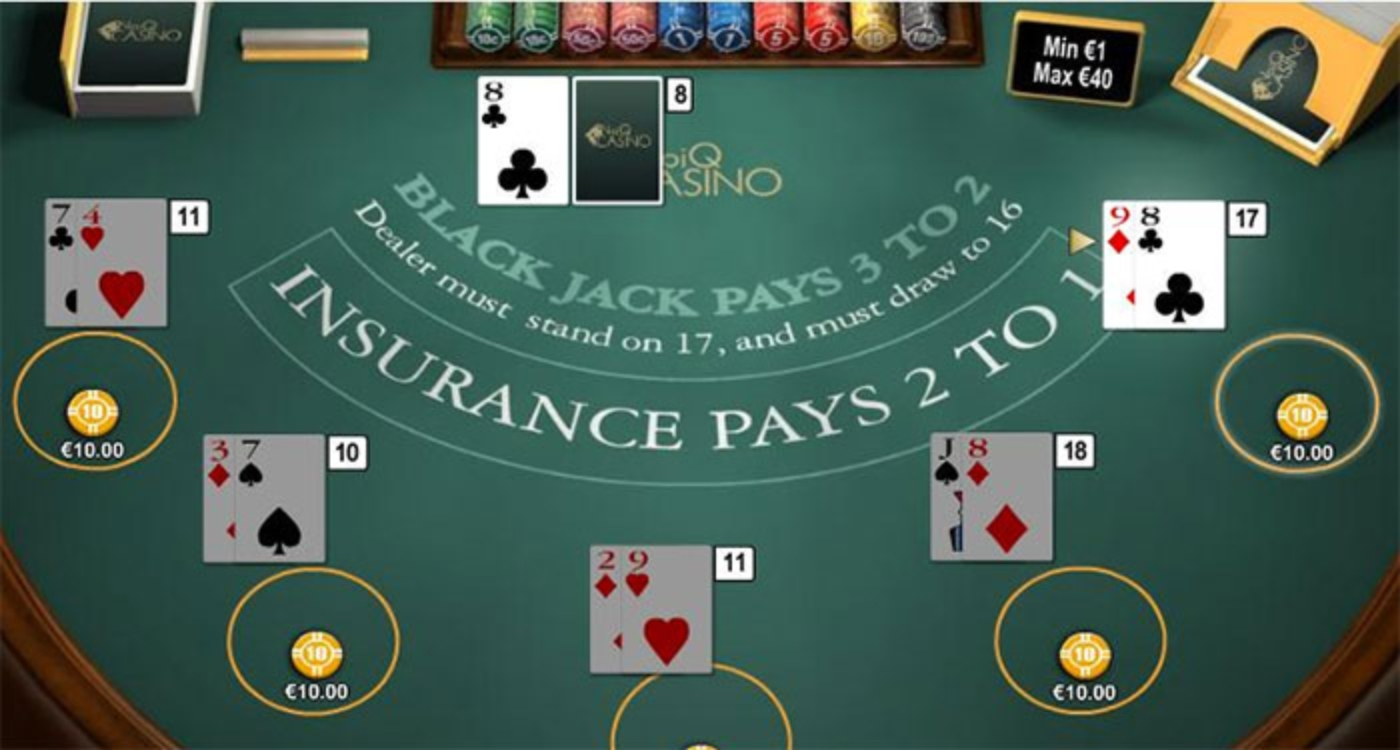 The Blackjack (Lionline) Online Slot Demo Game by LionLine