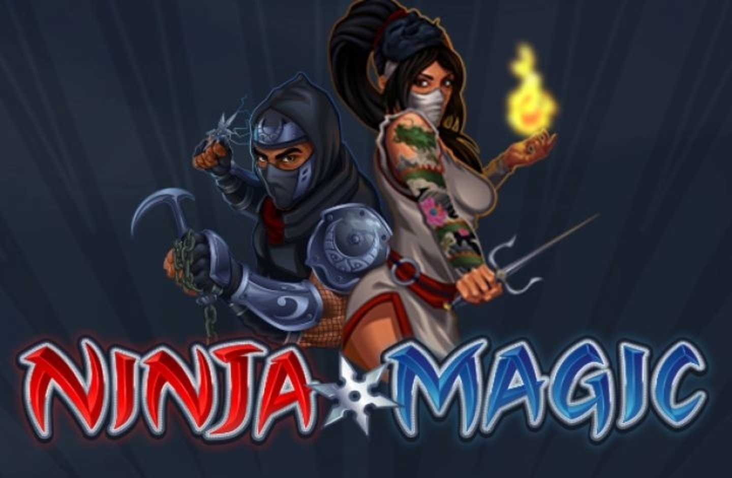 The Ninja Magic Online Slot Demo Game by MahiGaming
