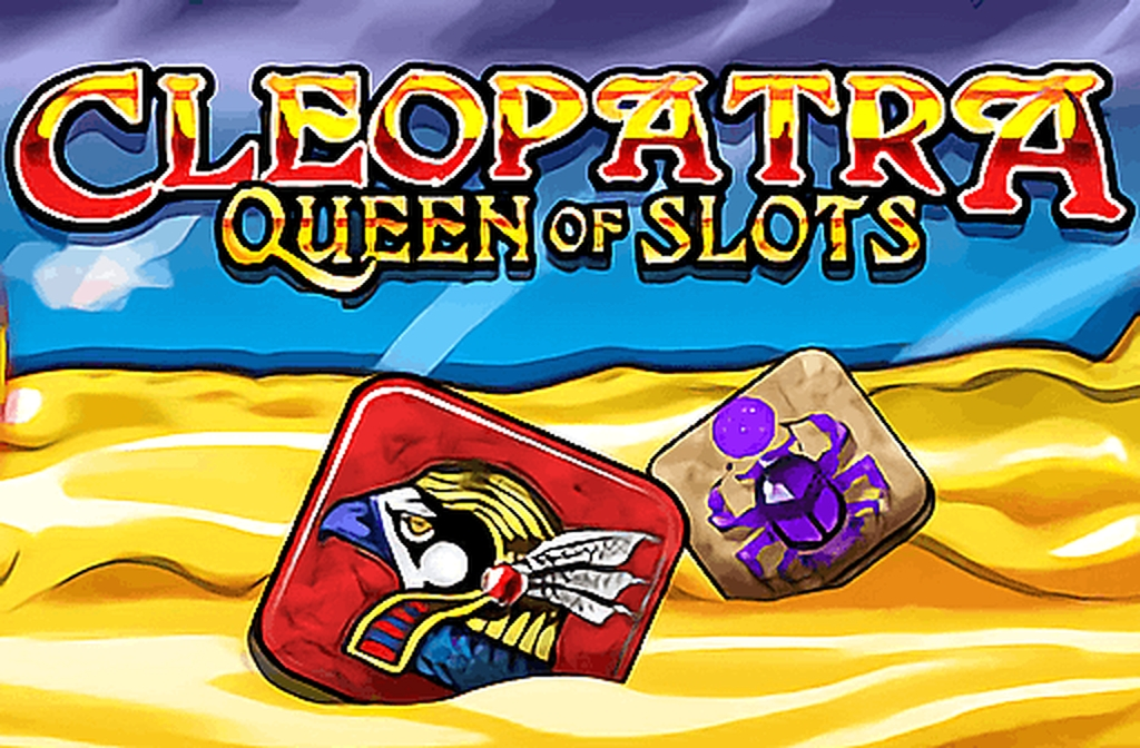 The Cleopatra Queen of Slots (Mazooma) Online Slot Demo Game by Mazooma