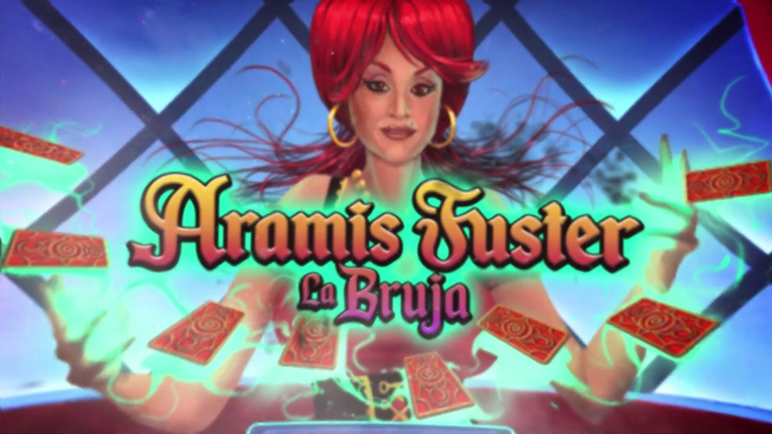 The Aramis Fuster La Bruja Online Slot Demo Game by MGA