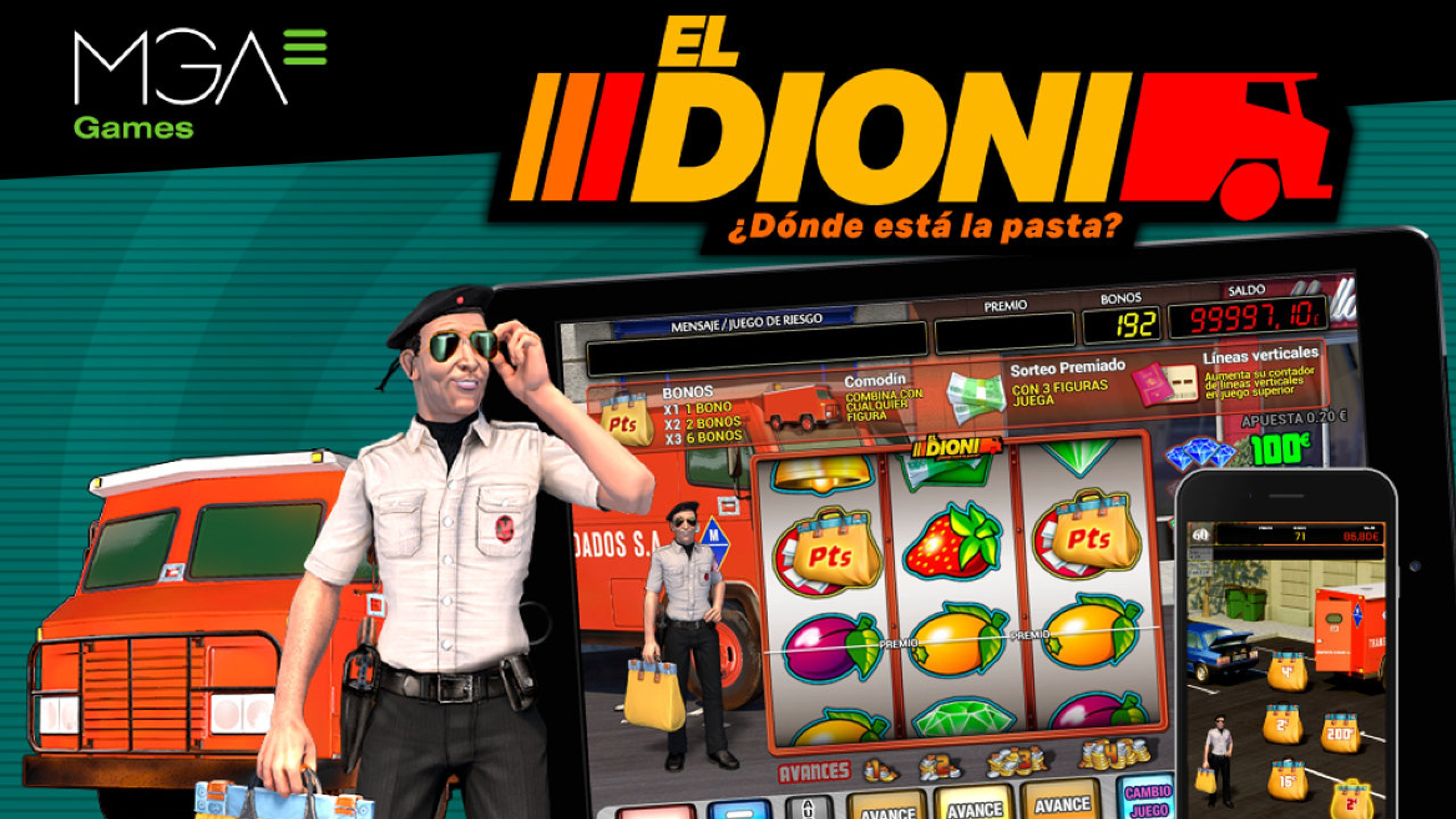 The El Dioni Online Slot Demo Game by MGA