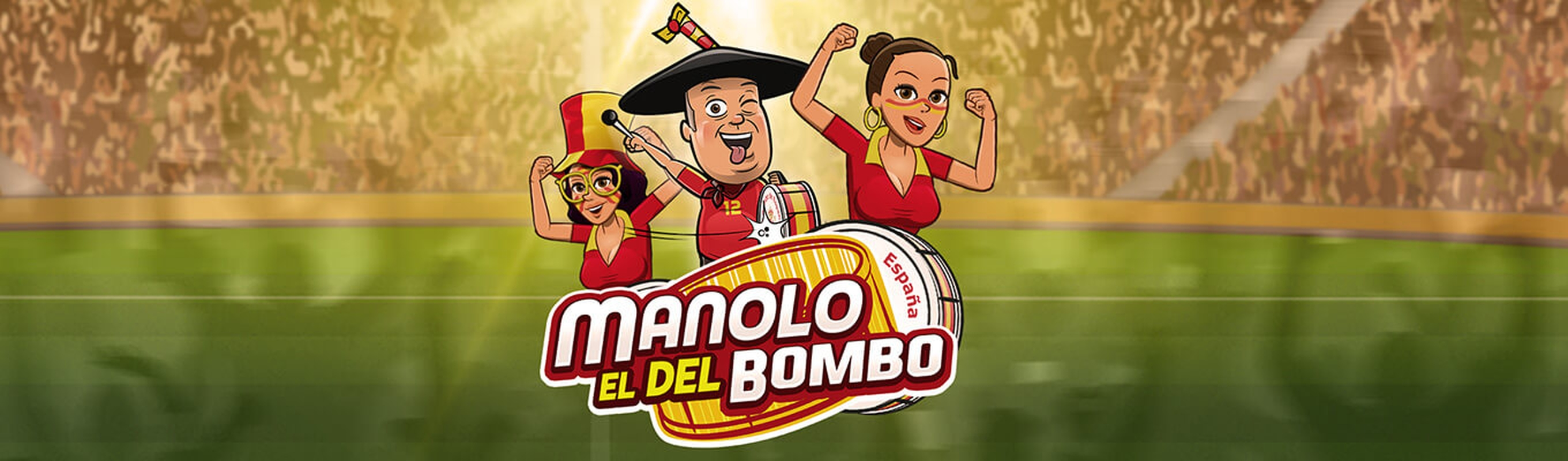 The Manolo el del Bombo Online Slot Demo Game by MGA