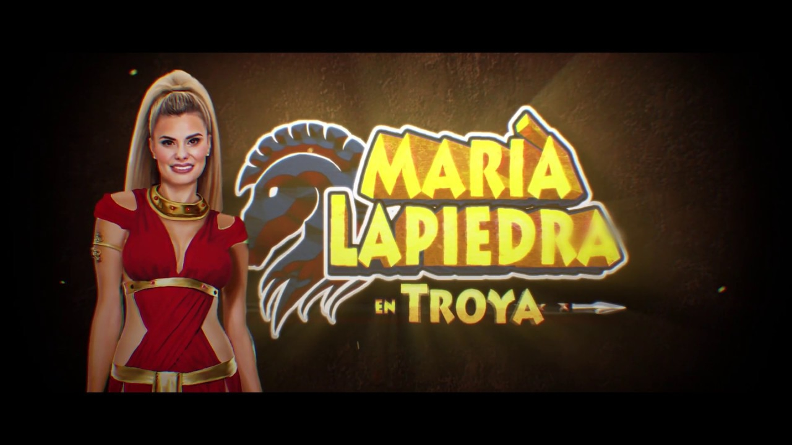 The Maria Lapiedra in Troya Online Slot Demo Game by MGA