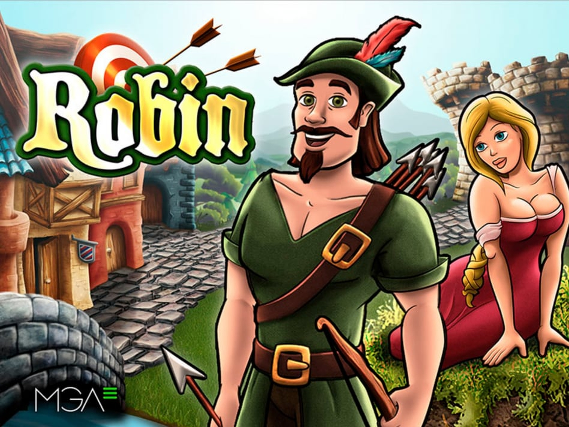 The Robin Online Slot Demo Game by MGA