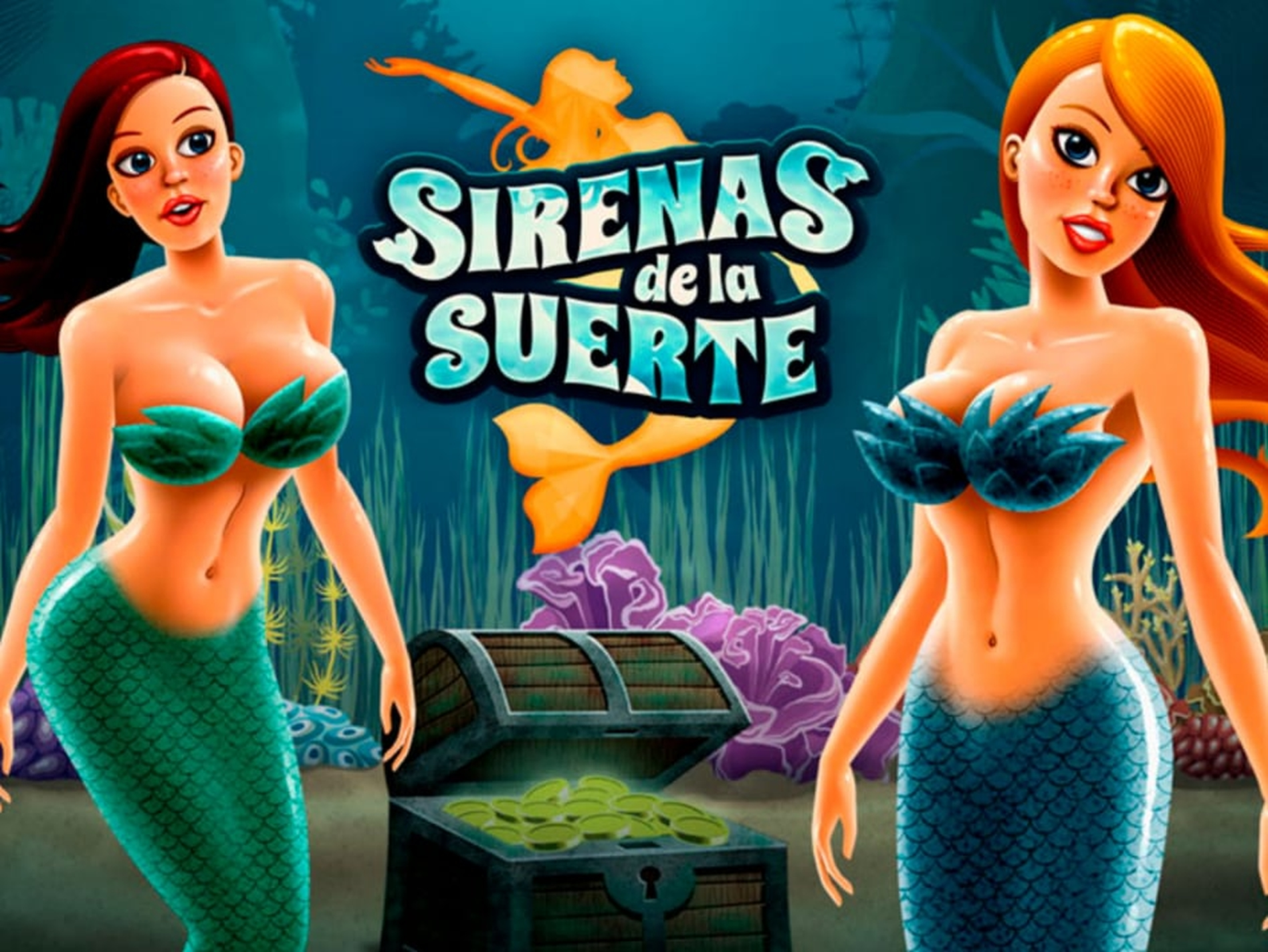 The Sirenas de la Suerte Online Slot Demo Game by MGA