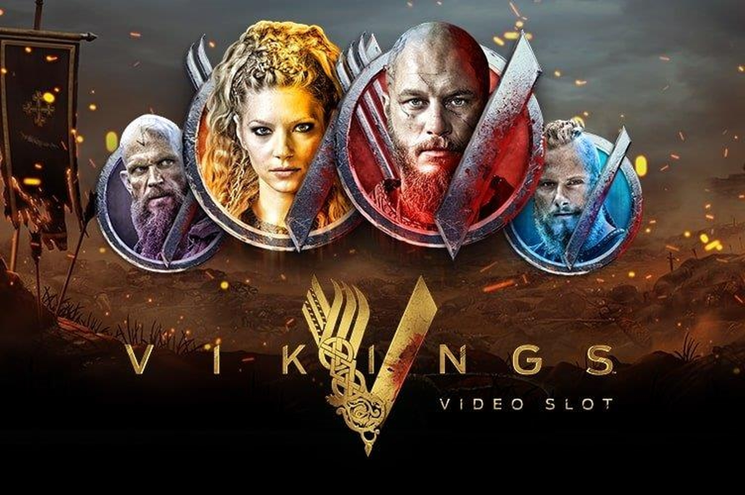 The Vikings Bingo Online Slot Demo Game by MGA