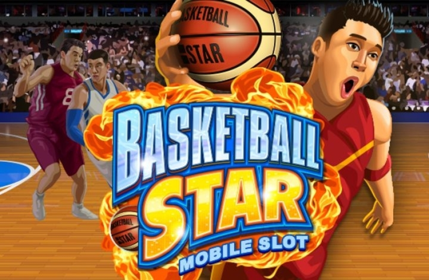 The Basketball Star Online Slot Demo Game by Microgaming