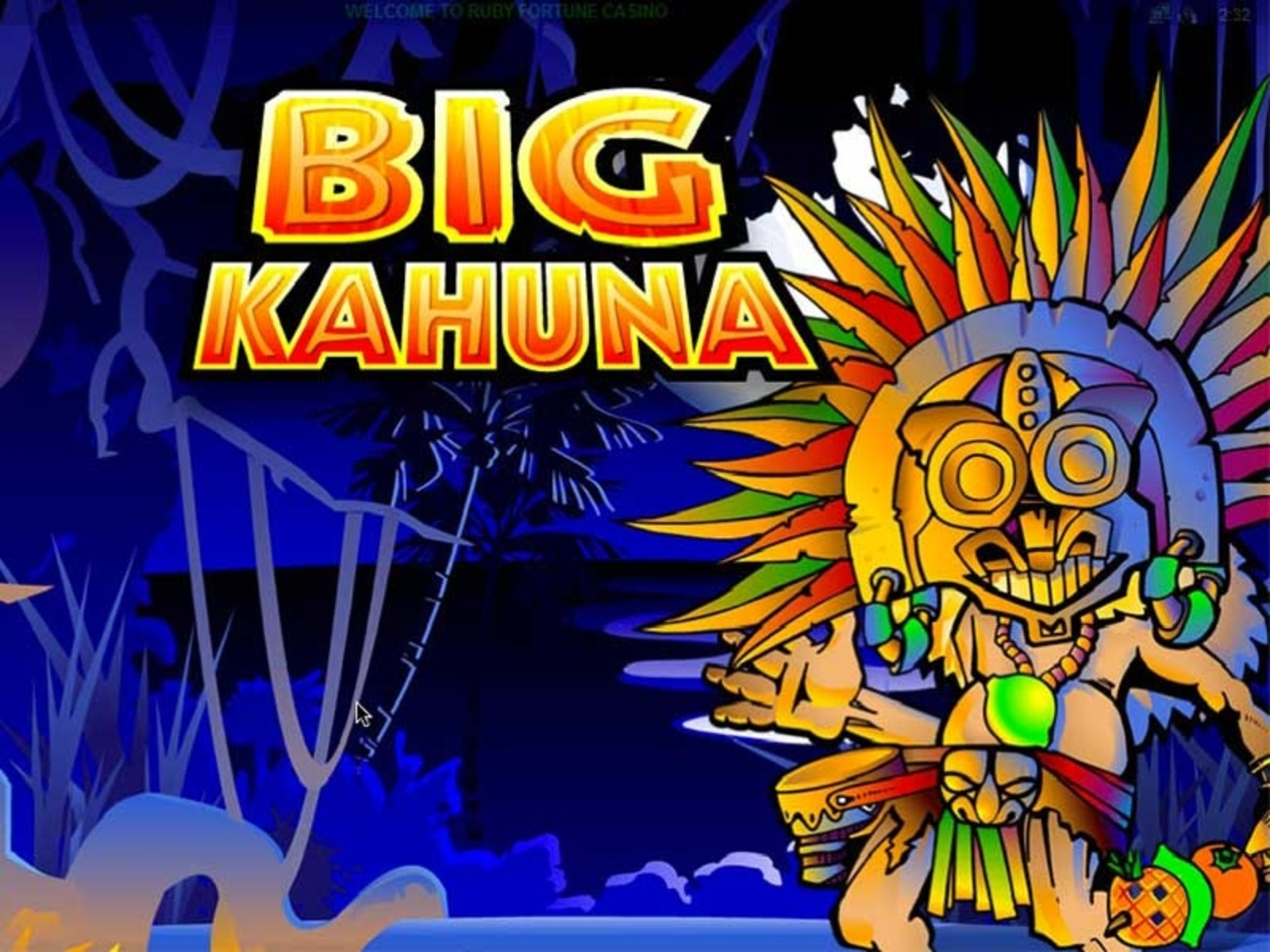The Big Kahuna Online Slot Demo Game by Microgaming