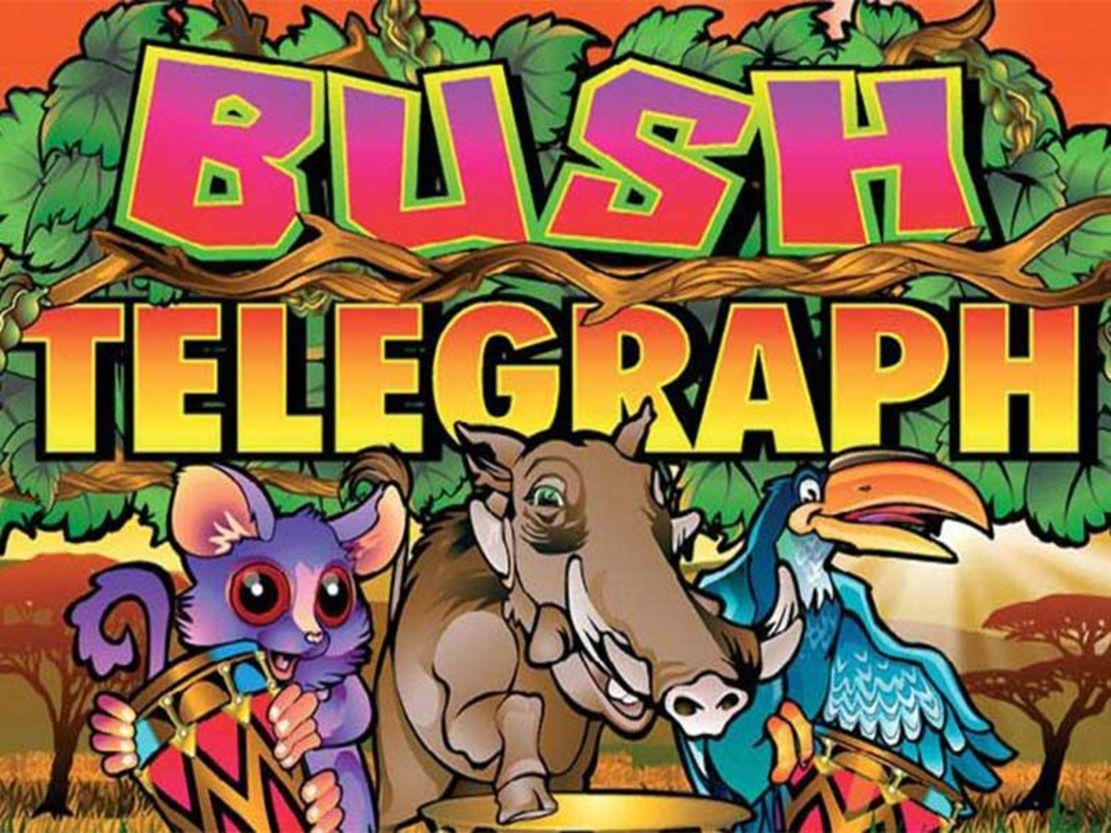 The Bush Telegraph Online Slot Demo Game by Microgaming