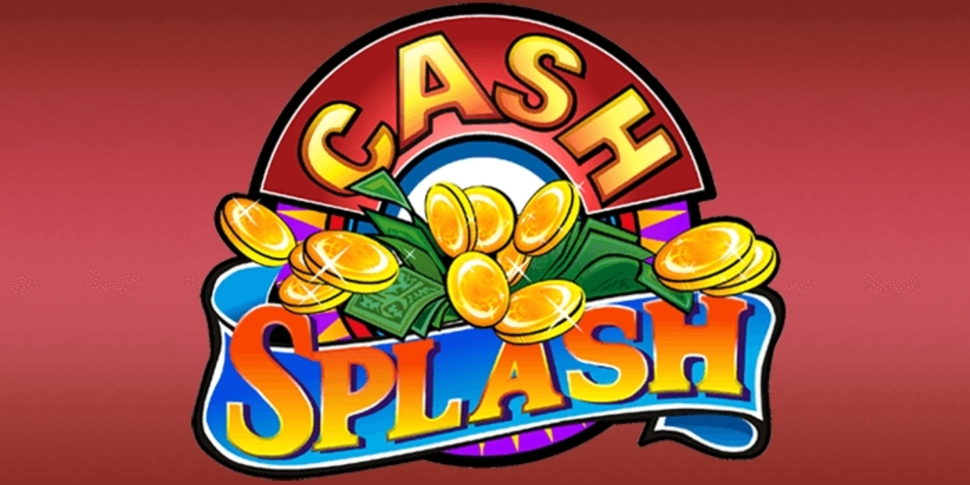The Cash Splash Online Slot Demo Game by Microgaming