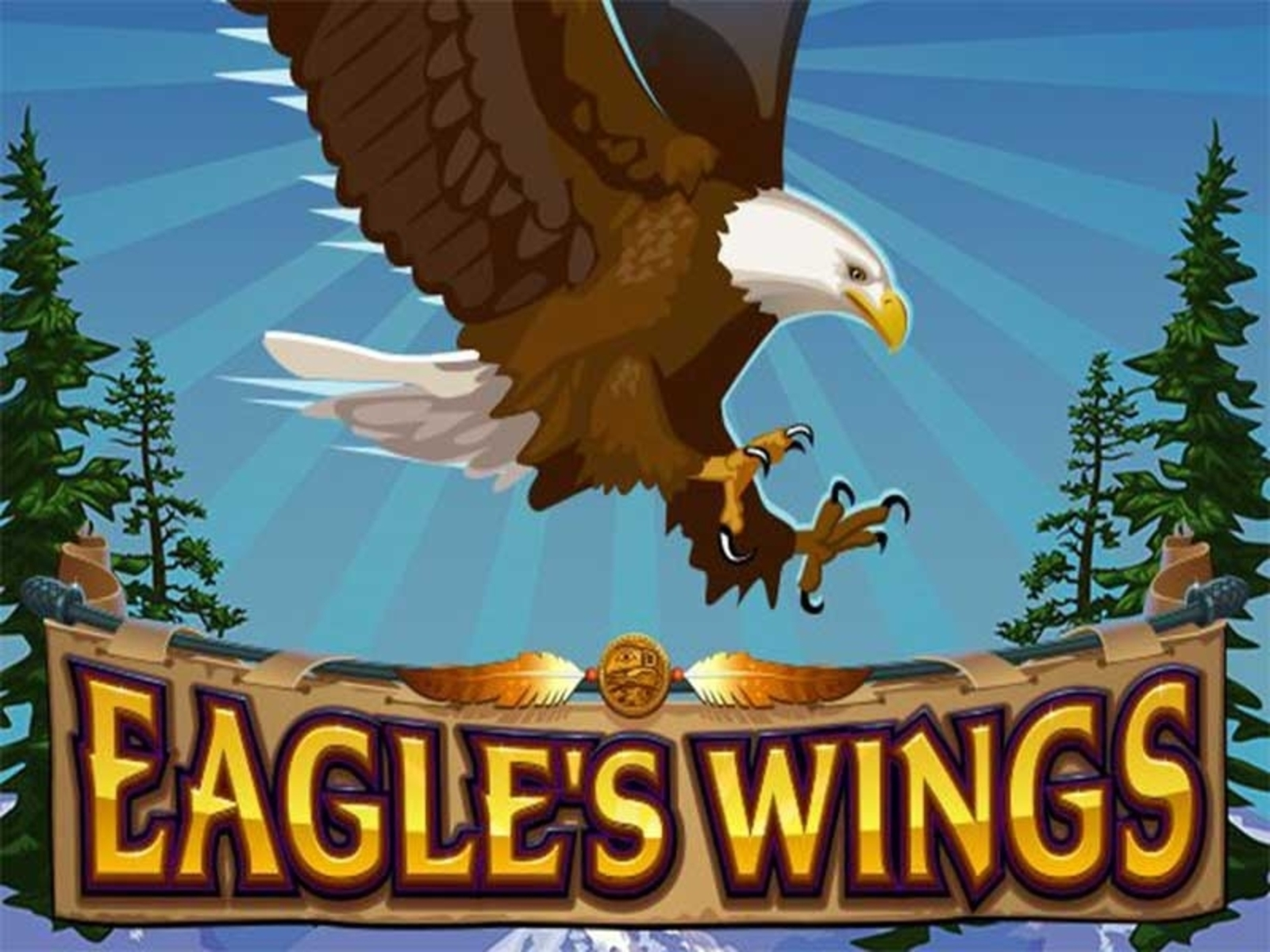 The Eagle's Wings Online Slot Demo Game by Microgaming
