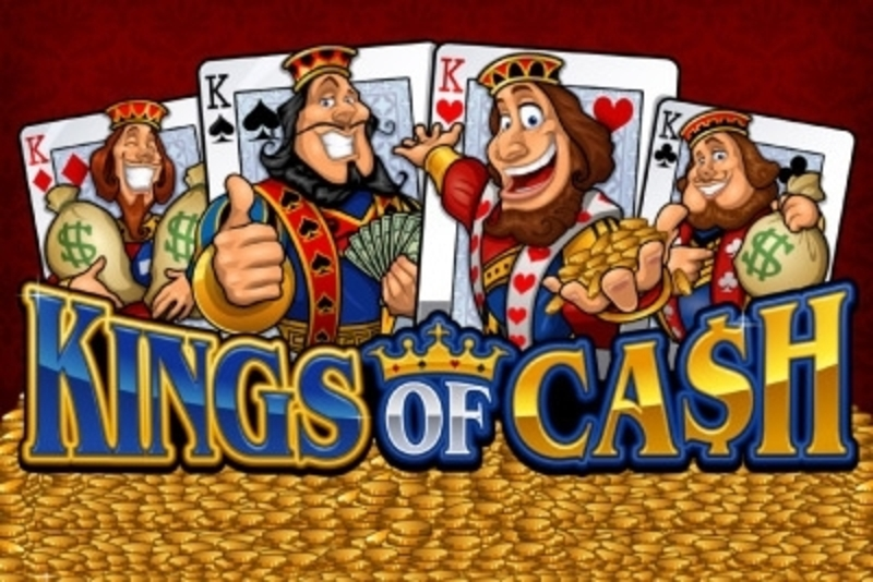 The Kings of Cash Online Slot Demo Game by Microgaming