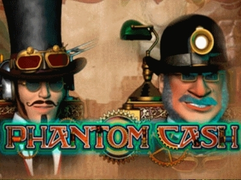 The Phantom Cash Online Slot Demo Game by Microgaming