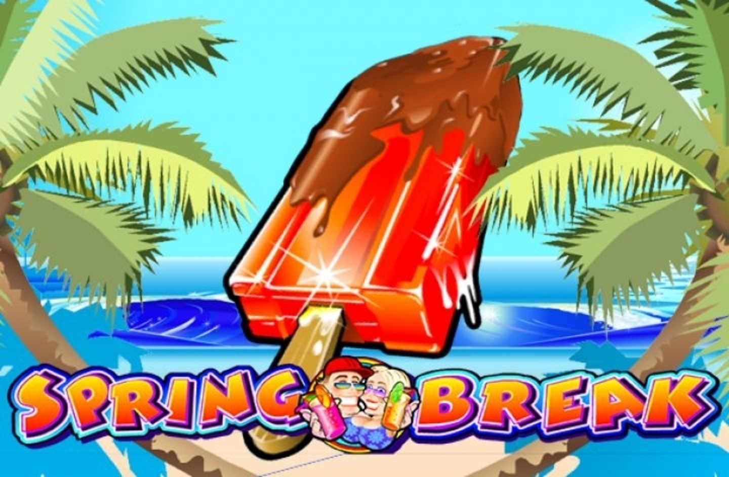 The Spring Break Online Slot Demo Game by Microgaming