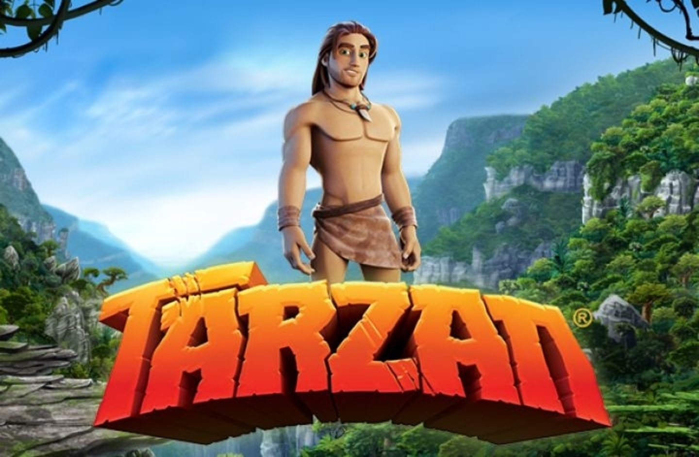 The Tarzan Online Slot Demo Game by Microgaming