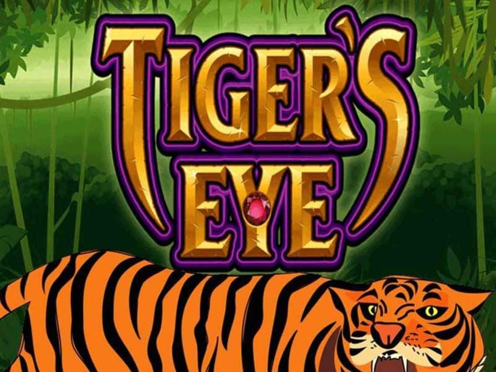 The Tiger's Eye Online Slot Demo Game by Microgaming