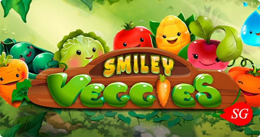 The Smiley Veggies Online Slot Demo Game by Mobilots