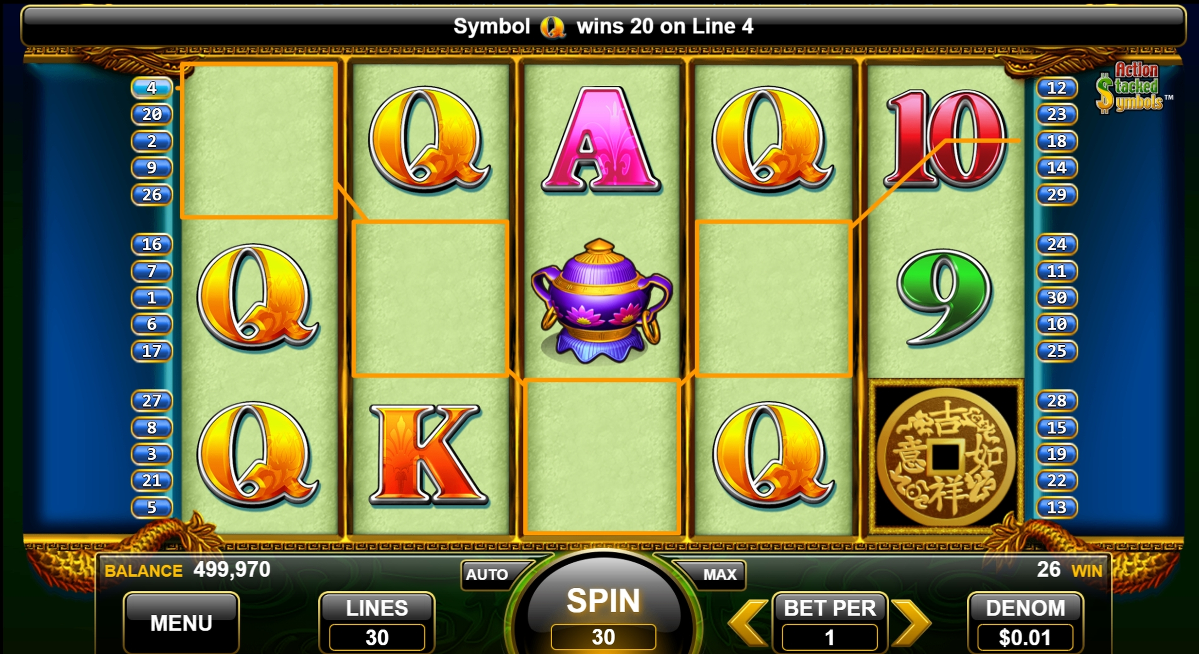 Win Money in China Mystery Free Slot Game by Nektan