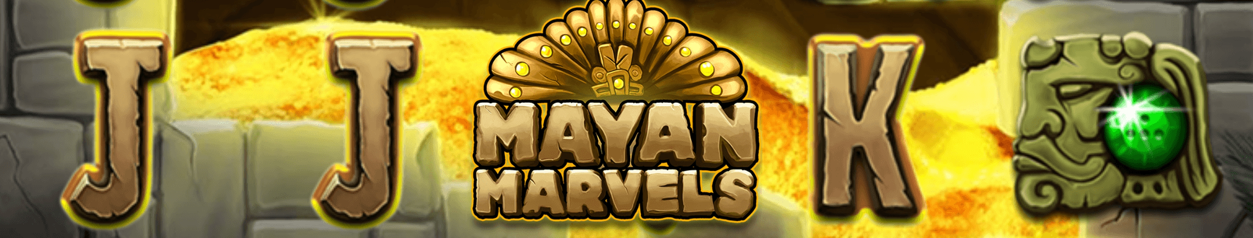 The Mayan Marvels Online Slot Demo Game by Nektan