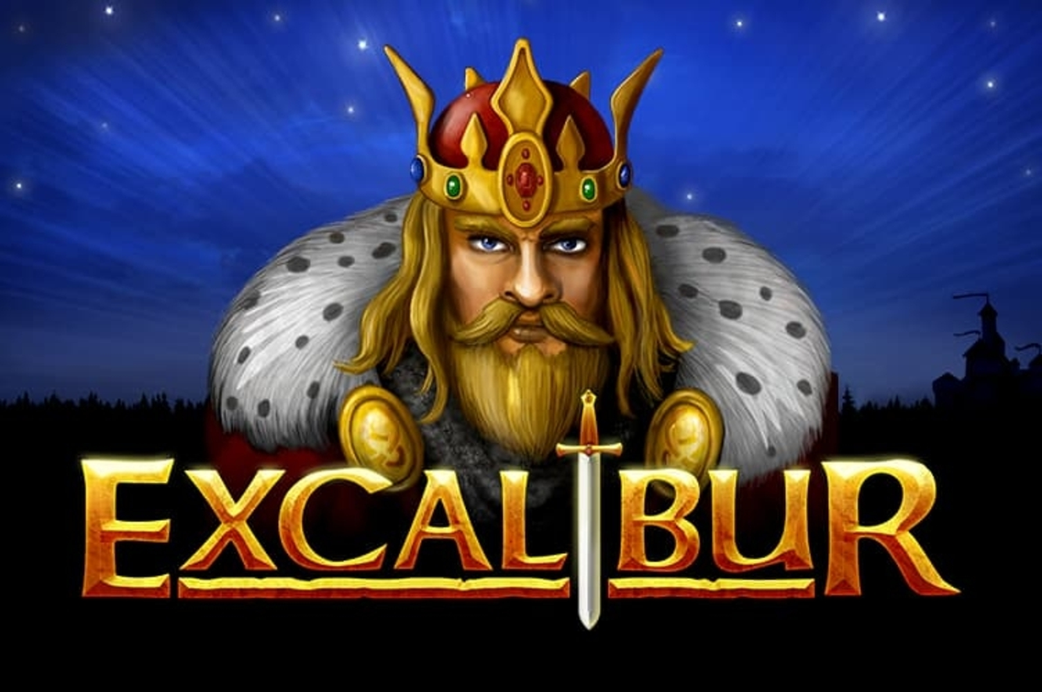 The Excalibur Online Slot Demo Game by NetEnt