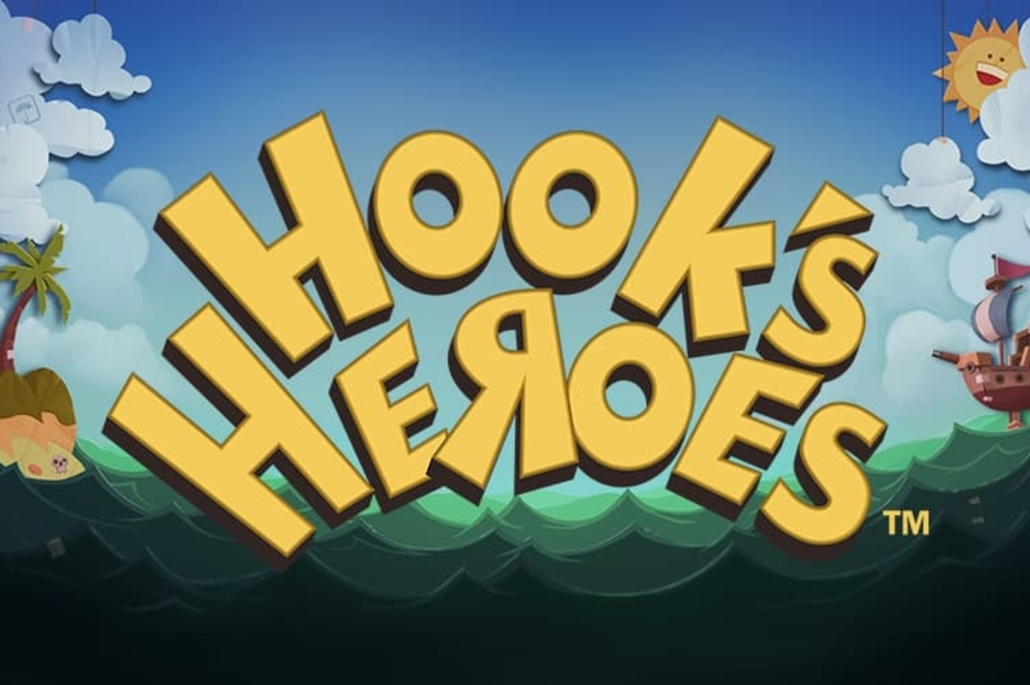 The Hook's Heroes Online Slot Demo Game by NetEnt