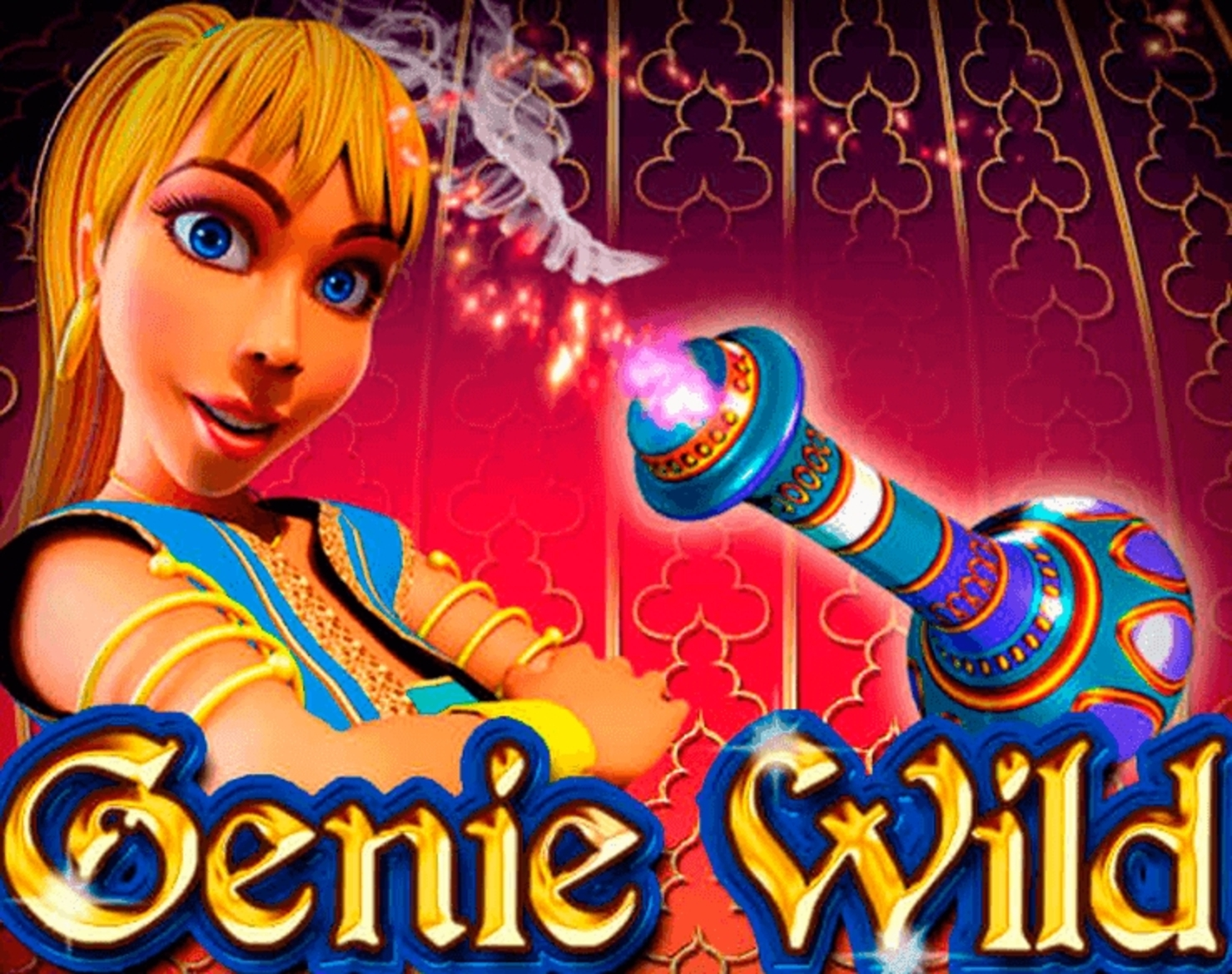 The Genie Wild Online Slot Demo Game by NextGen