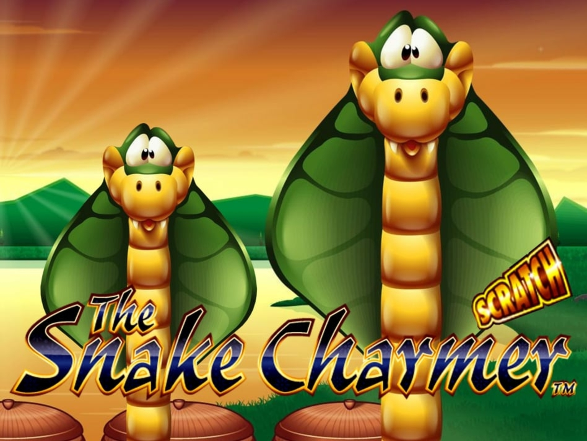 The The Snake Charmer Online Slot Demo Game by NextGen