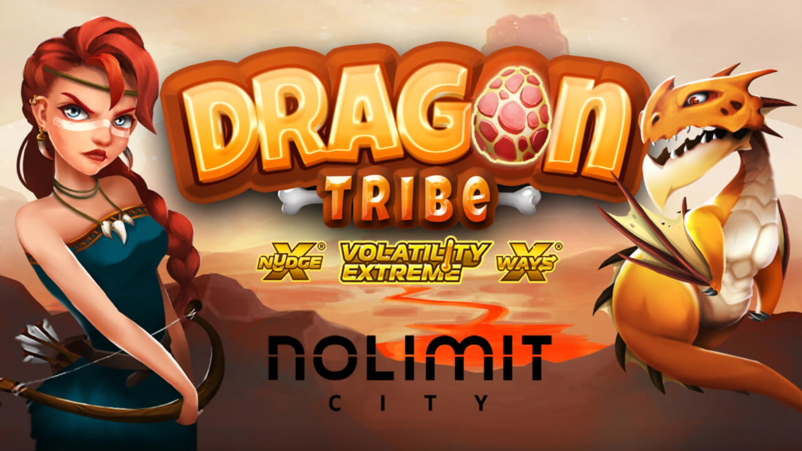 The Dragon Tribe Online Slot Demo Game by Nolimit City