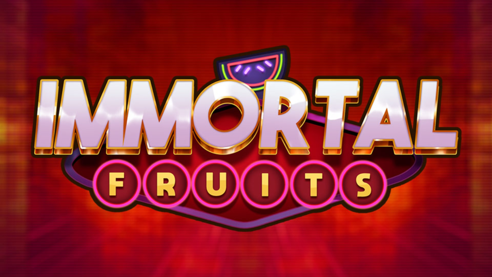 The Immortal Fruits Online Slot Demo Game by Nolimit City