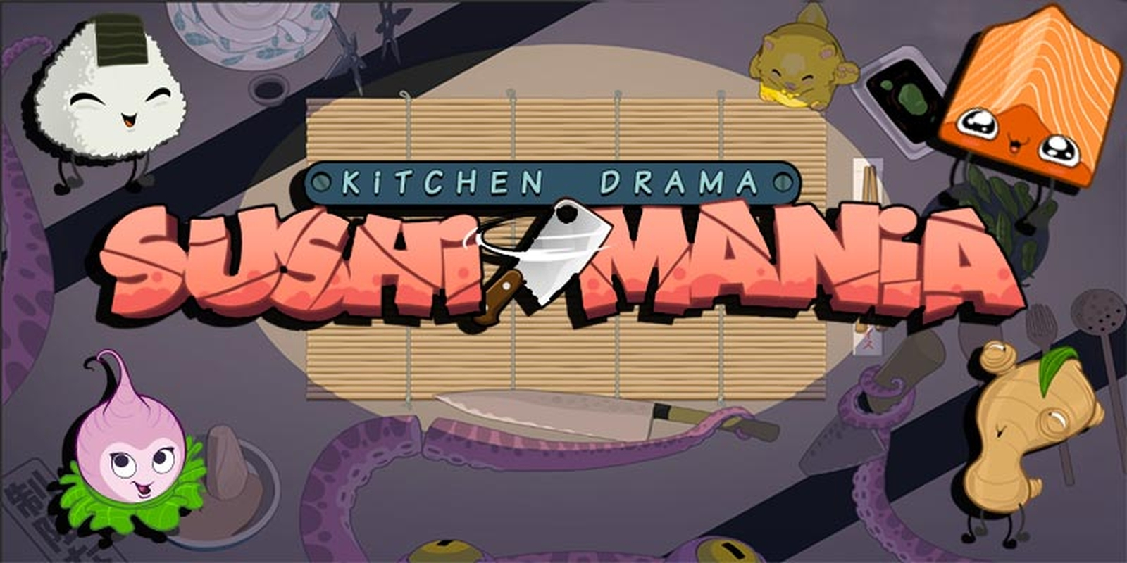 The Kitchen drama Sushi Mania Online Slot Demo Game by Nolimit City