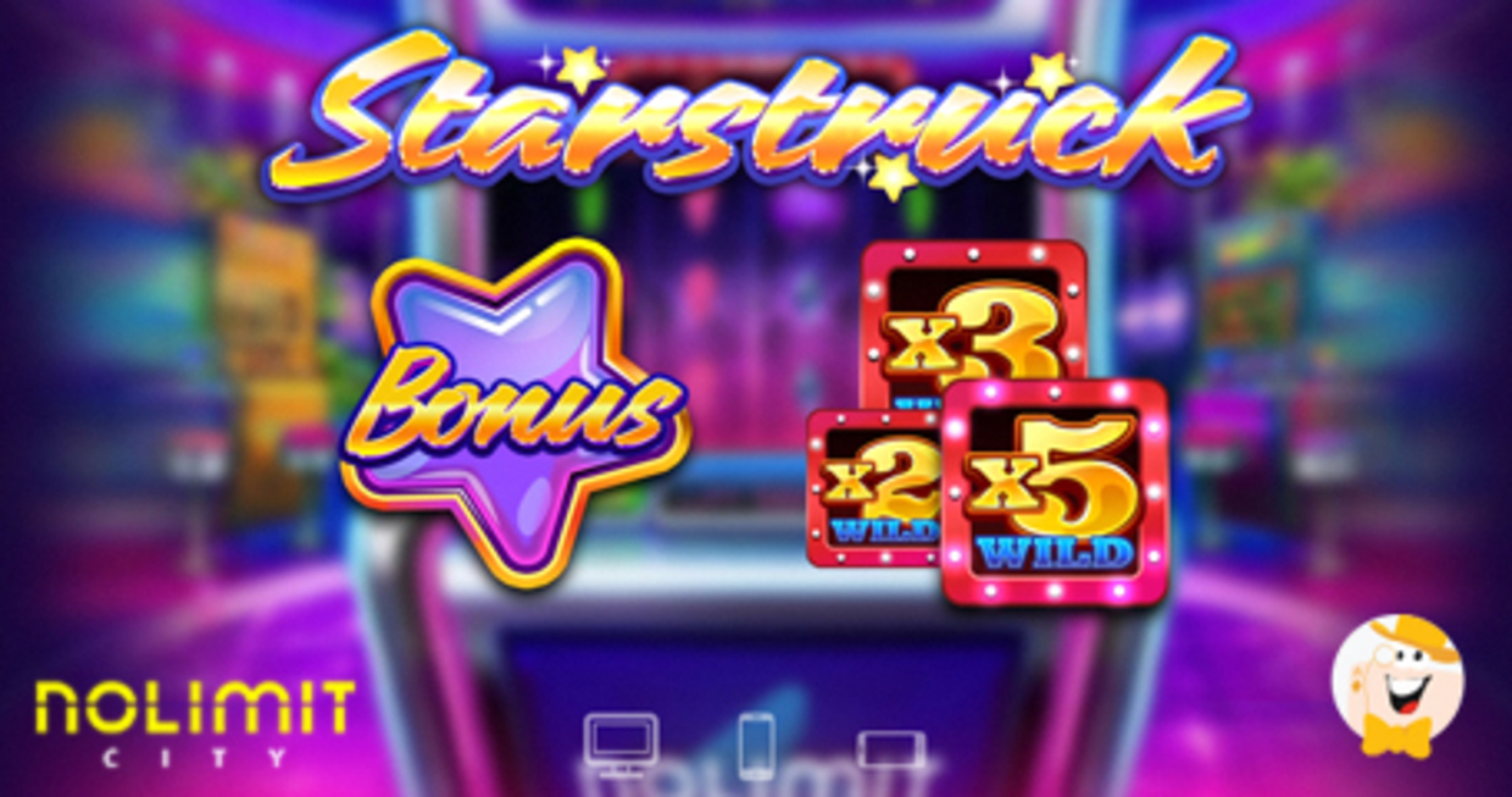 The Starstruck Online Slot Demo Game by Nolimit City