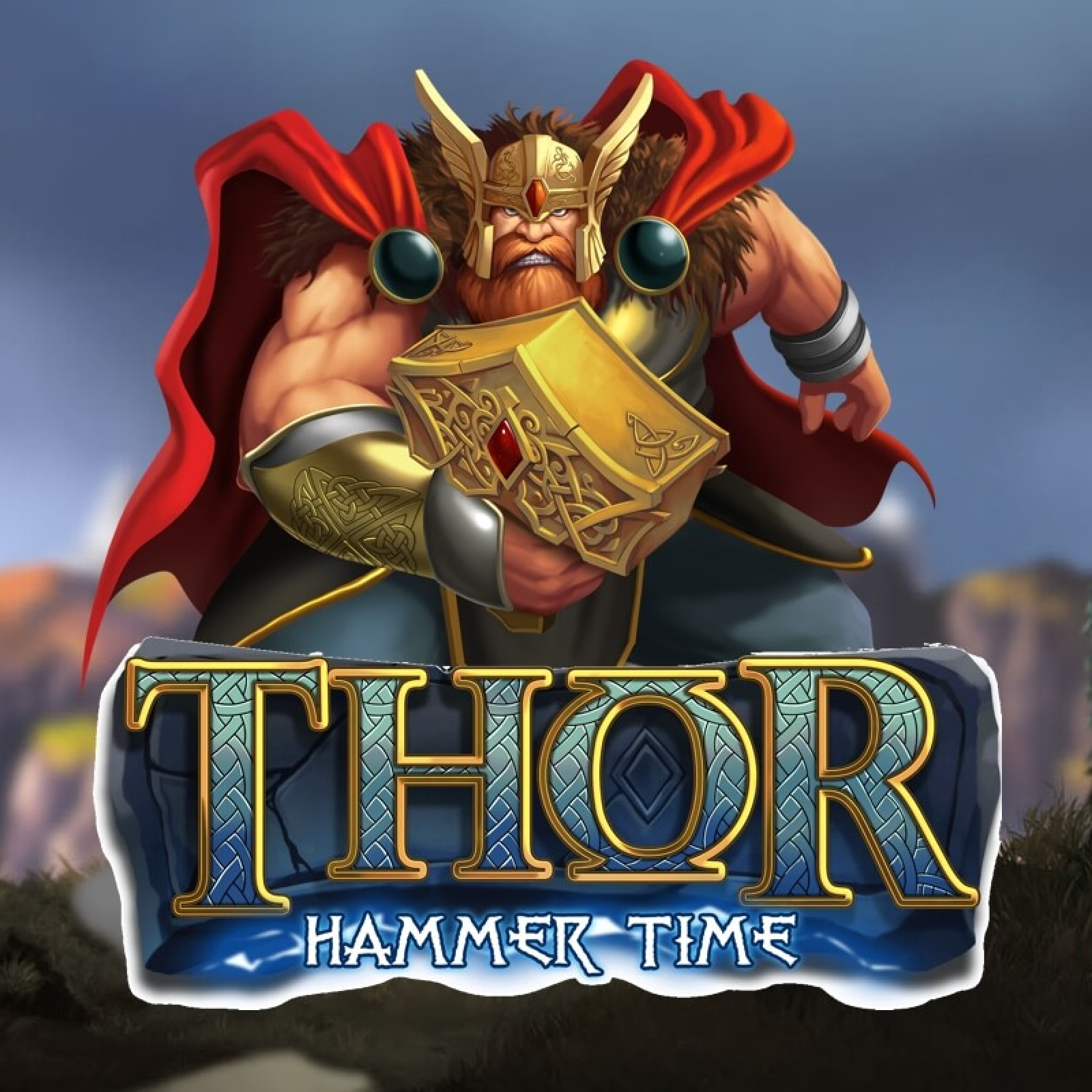 The Thor: Hammer Time Online Slot Demo Game by Nolimit City