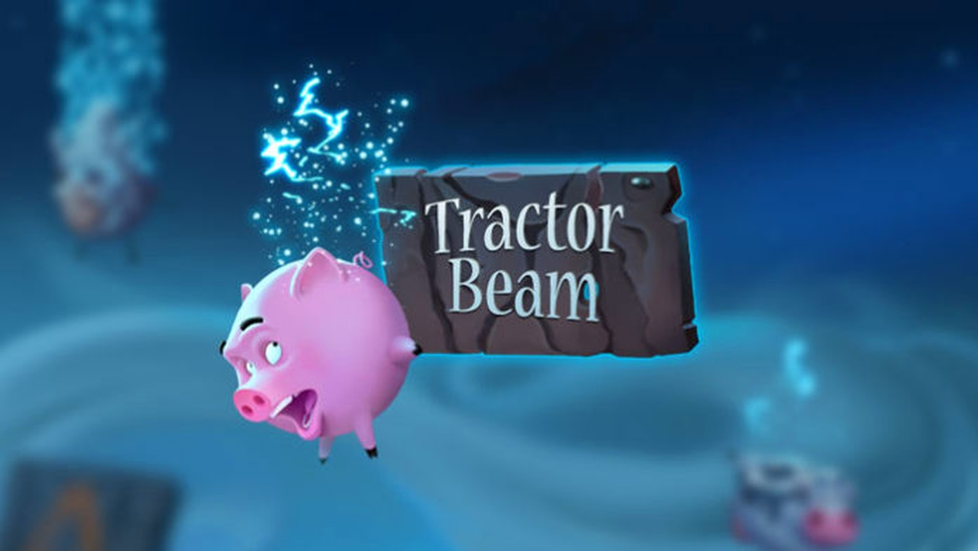 The Tractor Beam Online Slot Demo Game by Nolimit City