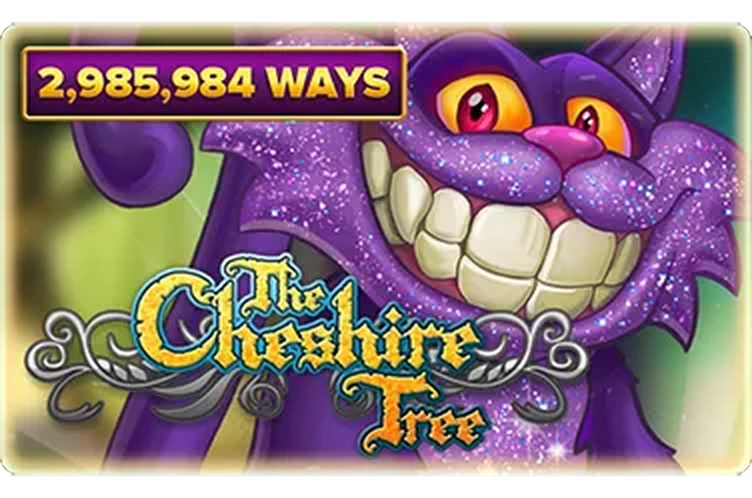 The The Cheshire Tree Online Slot Demo Game by OMI Gaming